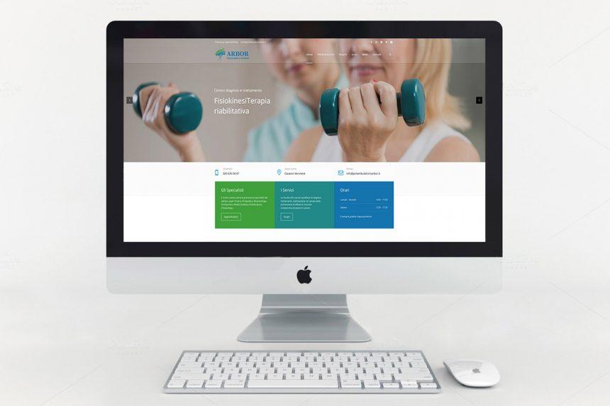 Il nuovo sito internet online